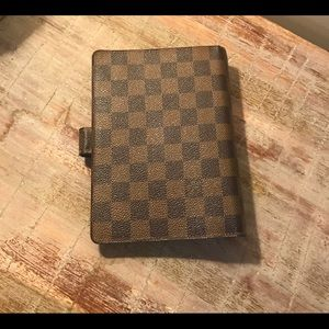 Louis Vuitton Accessories - 💜LOUIS VUITTON💜 Damier Ebene Agenda MM